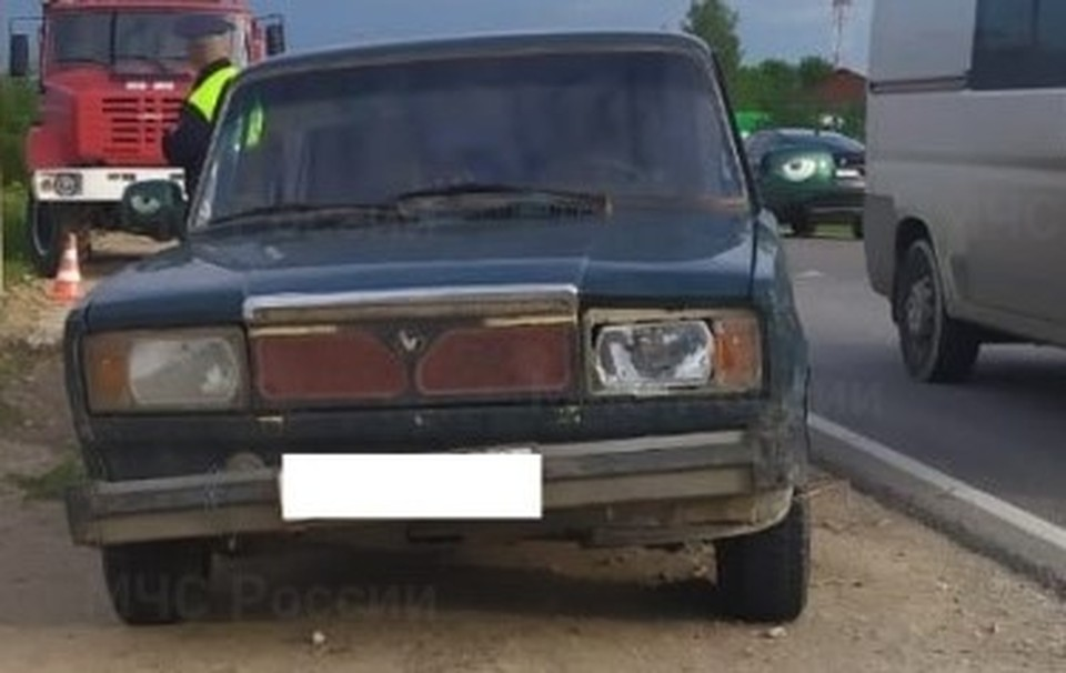 Автомобиль «ВАЗ-2107»