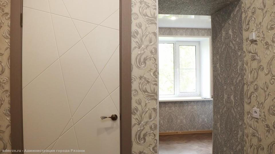 В квартирах для детей-сирот в Рязани вновь выявили недочеты.