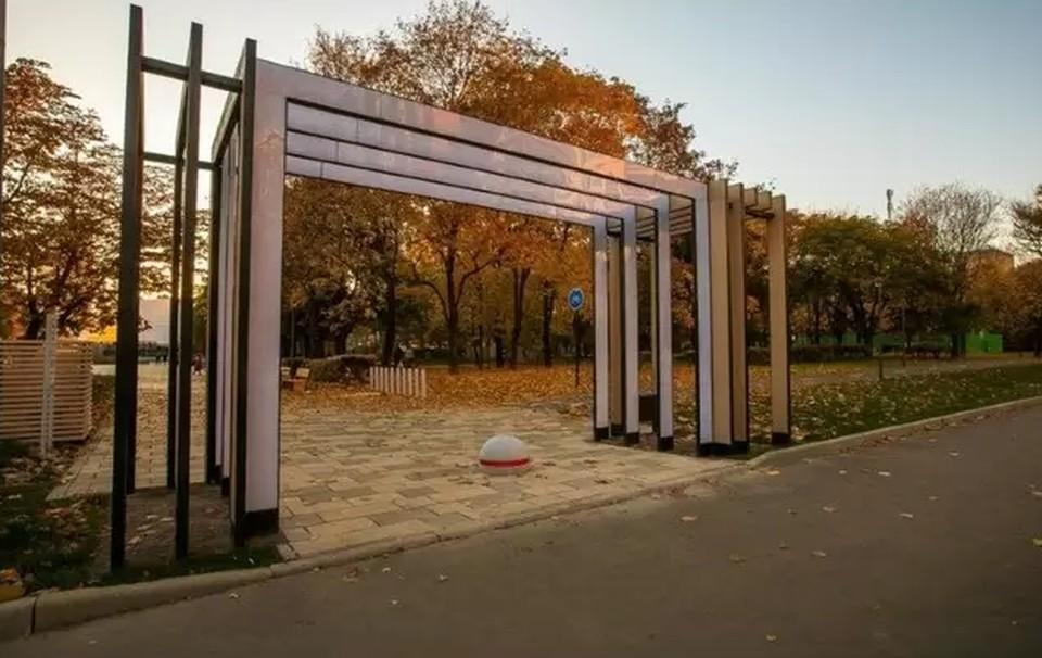 """Такой будет территория после обновления у """"Старой Сарепты"""". Фото: Администрация Волгограда."""