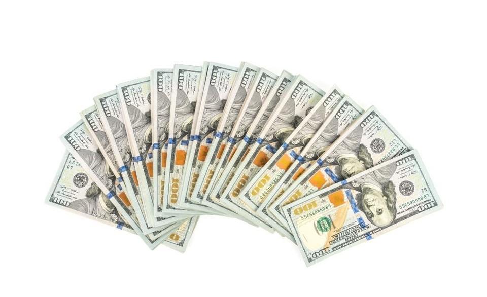 Курс доллара постепенно стал подниматься