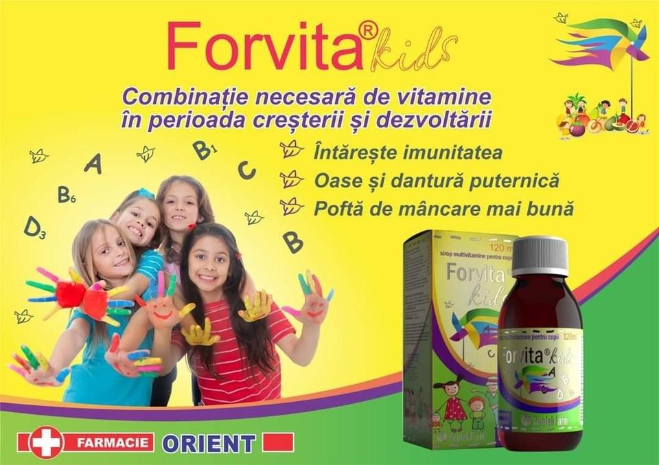 Даже летом детям нужны витамины!