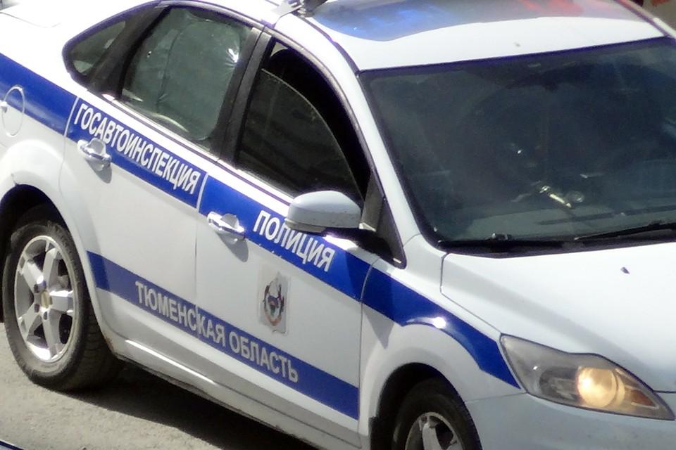В Тобольске «Мерседес» проехал по стопе школьника.