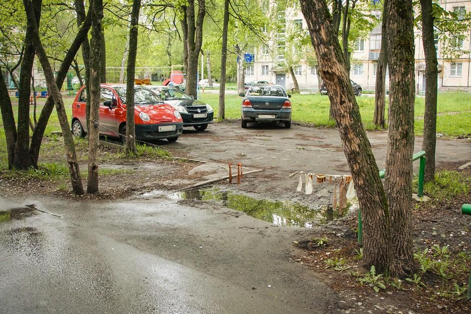 За последние годы жители Ижевска решили организовать 377 парковок