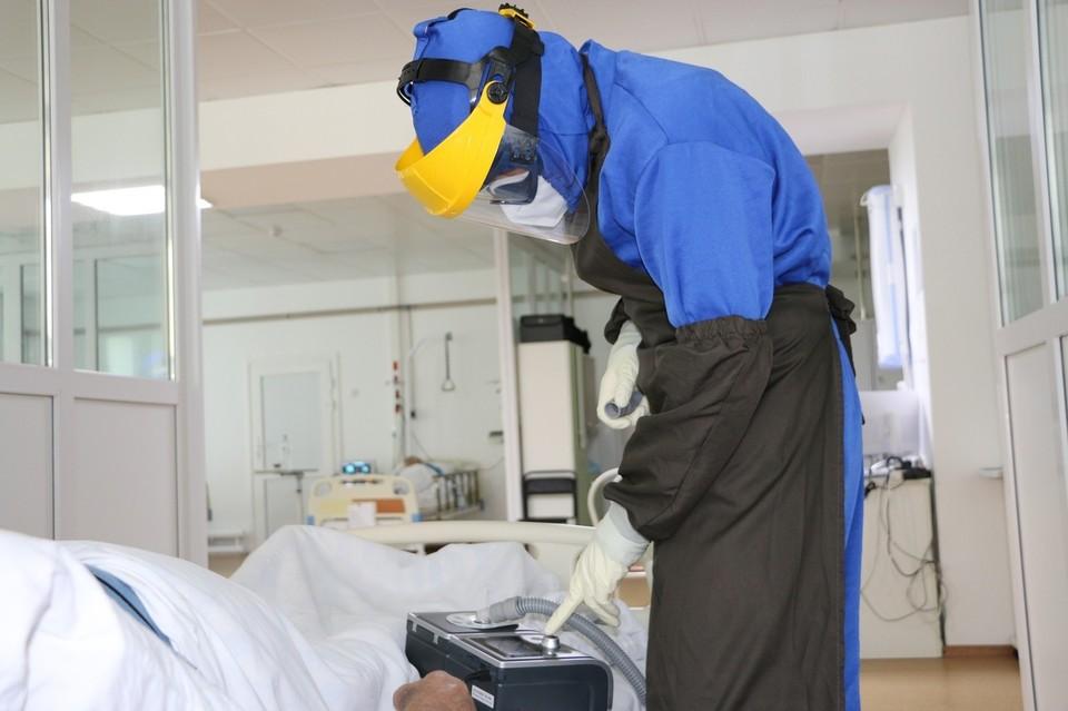 Число заболевших коронавирусом в Тюмени на 2 июня 2021 года увеличилось на 53 человека.