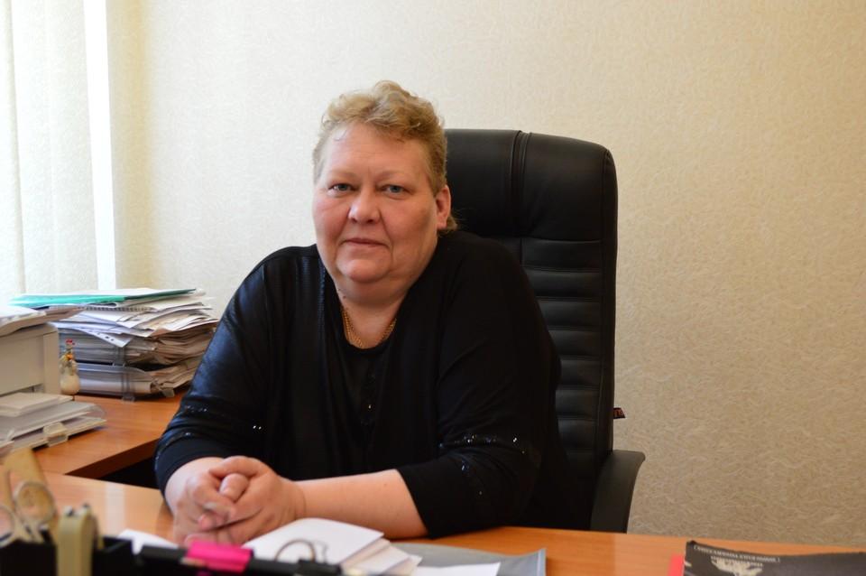 Главврач ЦГКБ№ 1 Елена Баун