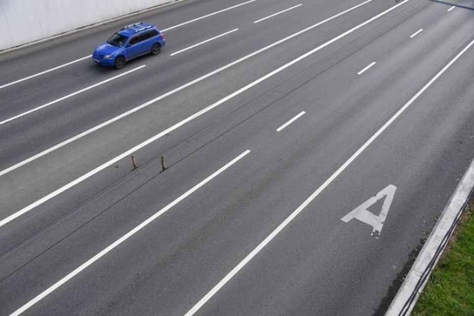 В Ярославской области нанесут почти 3000 километров дорожной разметки
