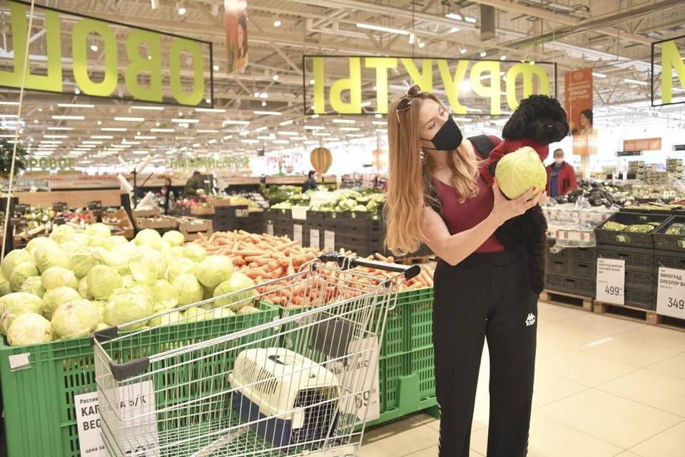 Чья диета в Сибири подорожала больше? Выясняем, что выгоднее – быть мясоедом или питаться овощами?
