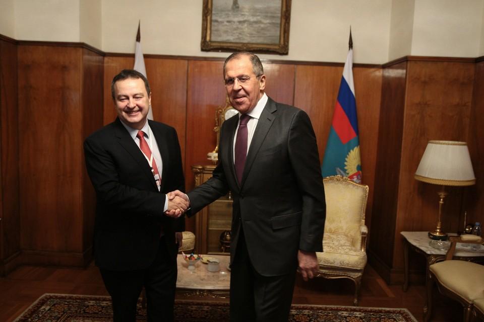 Сербия не планирует вводить санкции против России.