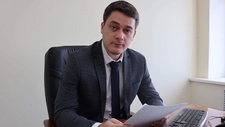 Роман Амирханов будет возглавлять департамент социально-экономического мониторинга ведомства. Фото: Министерство экономики Татарстана