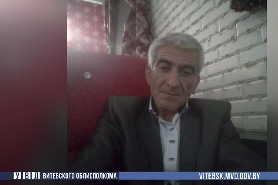 Гражданин Армении убил белоруску и попытался скрыться. Фото: Витебского УВД