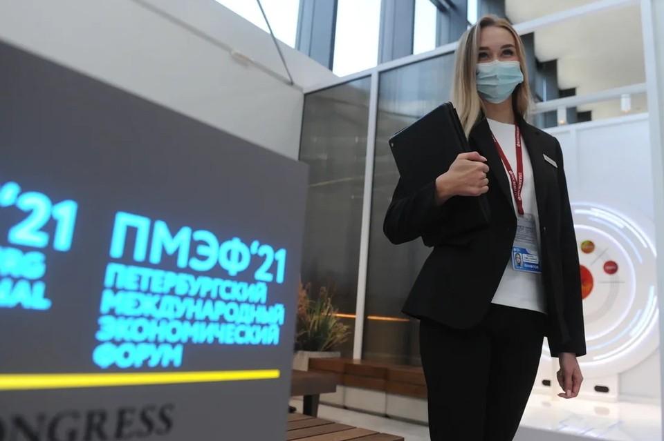 В Петербурге за неделю на 22% выросла заболеваемость коронавирусом.
