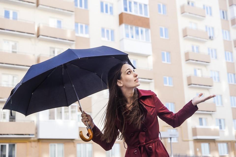 В ближайшие дни погода испортится