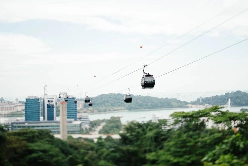 Канатка может стать не только туристическим объектом, но и транспортом.