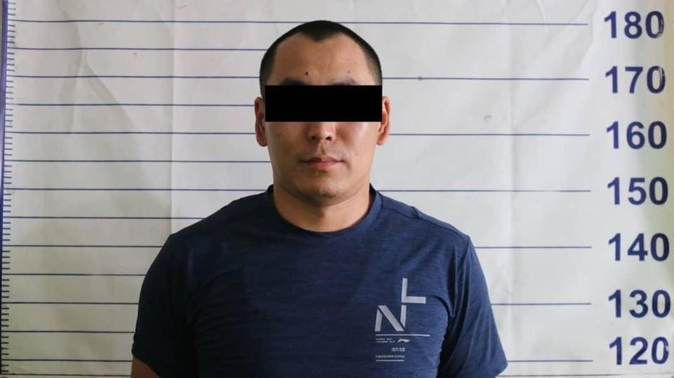 Подозреваемый в мошенничестве задержан.