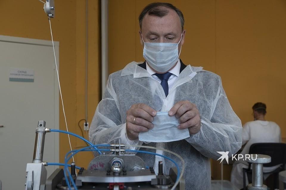 Общее количество зафиксированных в регионе случаев новой коронавирусной инфекции составляет 89 587.