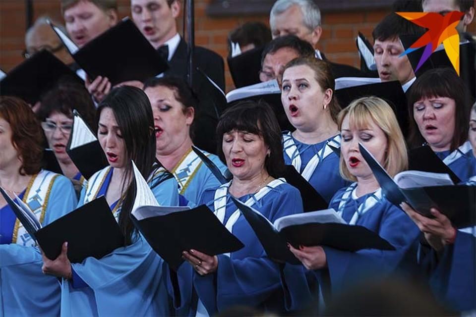 Впервые в мероприятии участвуют хоровые коллективы из других регионов