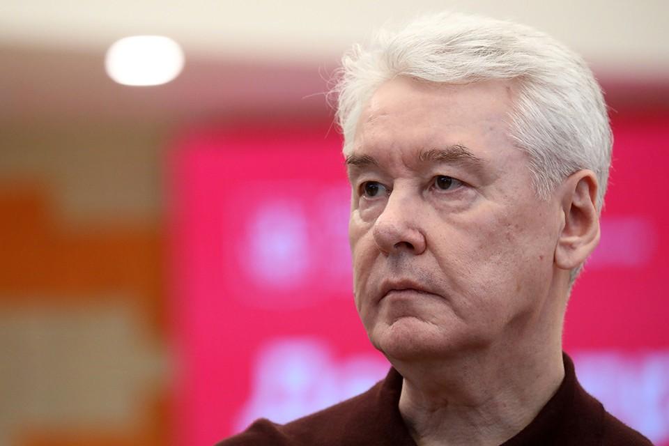 Мэр Москвы Сергей Собянин предположил, что коллективный иммунитет к коронавирусу в столице будет достигнут к осени 2021 года. Фото: Артем Геодакян/ТАСС
