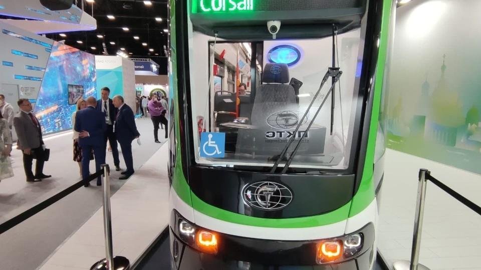 В Саратов приедет новый трамвай