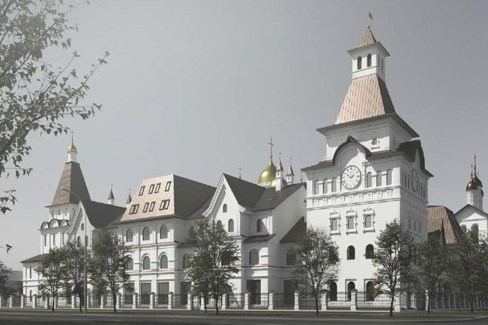 В Ярославле планируют построить духовно-просветительский центр