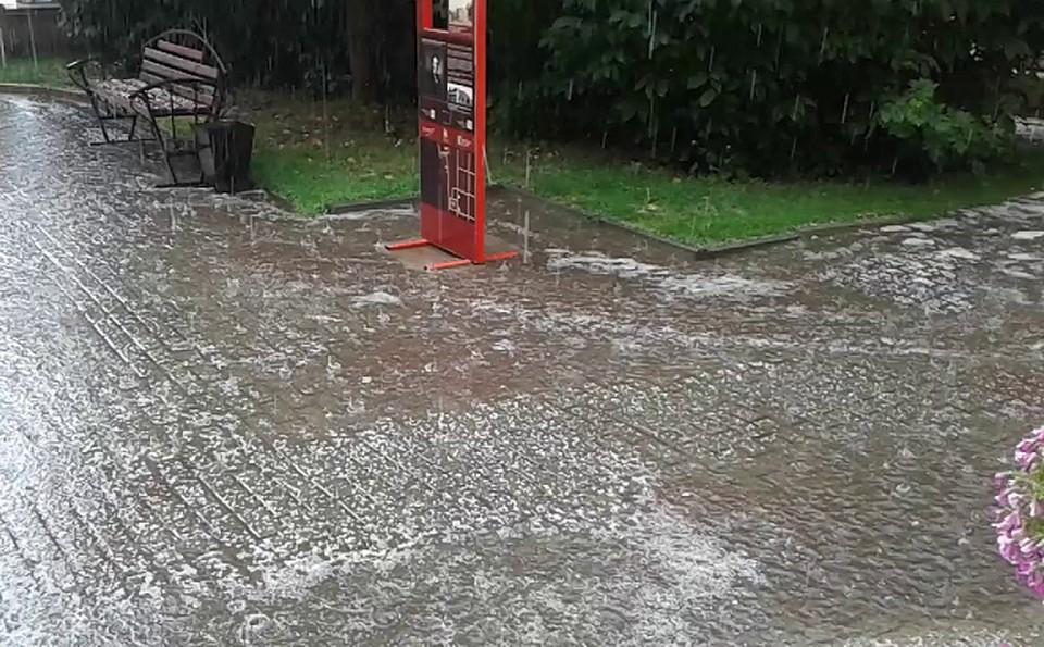 Сейчас за окном +13, собирается дождь. Не забудьте про зонты. Небольшое похолодание, которое пришло сегодня, продлится недолго. Лето впереди. Фото с сайта Томские.ру соцсети ВКонтакте.