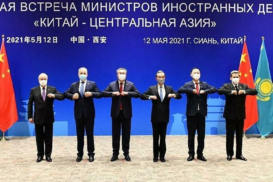 В январе 2022 года Китай и государства Центральной Азии будут отмечать 30-летие установления дипломатических отношений.