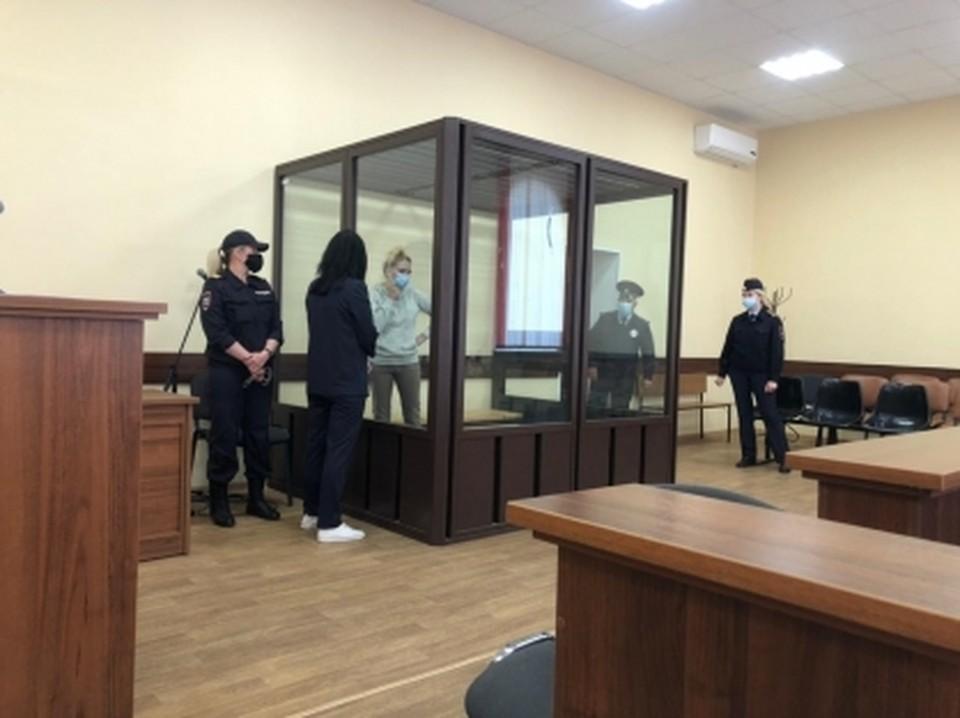 В Орле взяли под стражу мать, швырнувшую ребенка на пол. Фото: СУ СК России по Орловской области