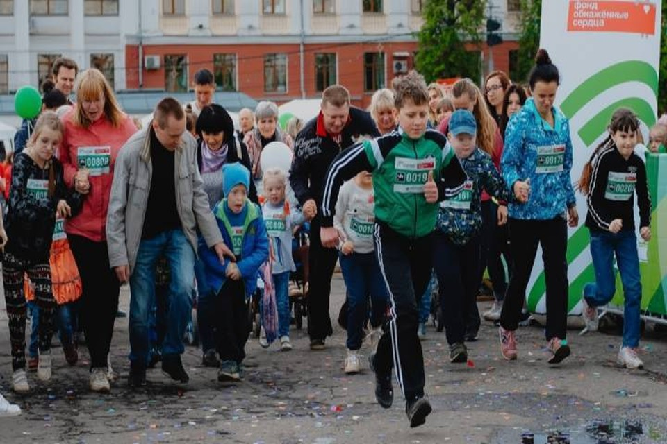 Кировчане пробегут дистанции от 300 до 10 км. Фото: admkirov.ru