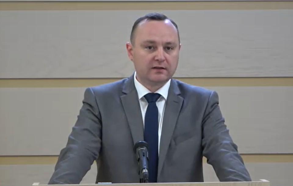 Депутат ПСРМ Влад Батрынча. Фото:aif.md