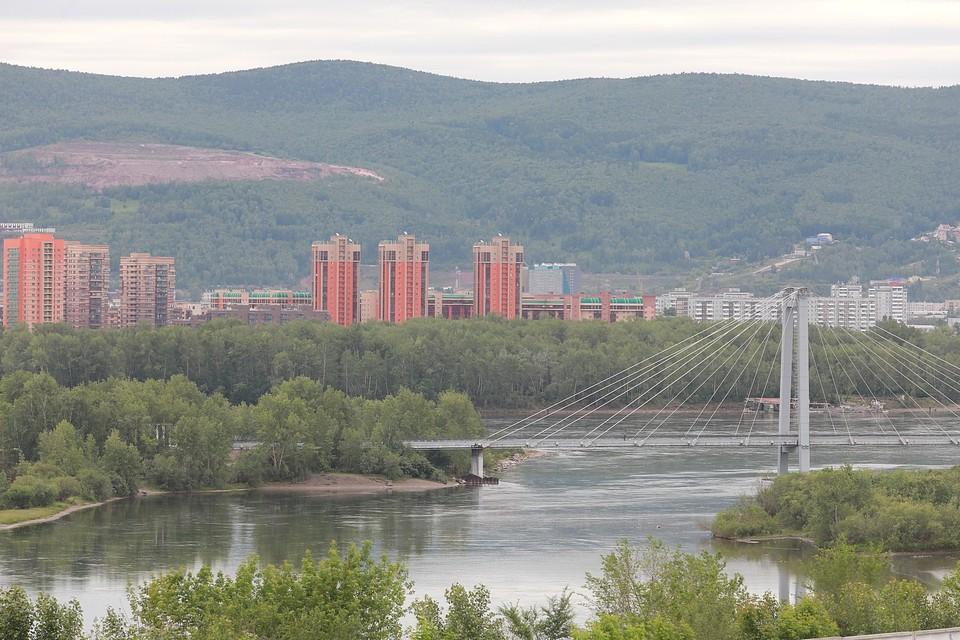 Последние новости Красноярска на 4 июня 2021: повышение уровня воды в Енисее, первое заражение эрлихиозом и холодные выходные