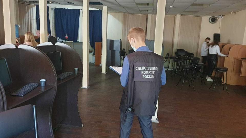 В Зареченском округе Тулы «накрыли» подпольный игровой клуб