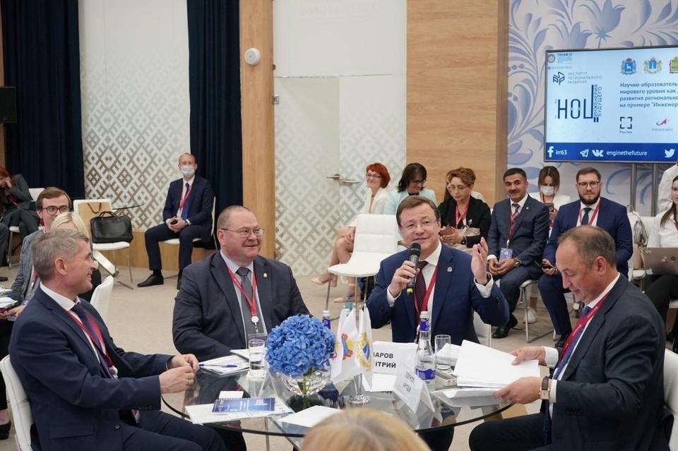 В Самарской области планируют реализовать несколько масштабным инфраструктурных проектов