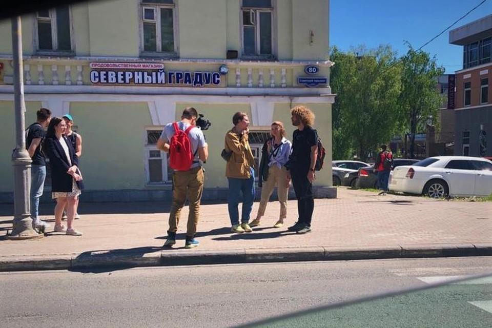 """Фото издания """"Череповецкая истина"""""""