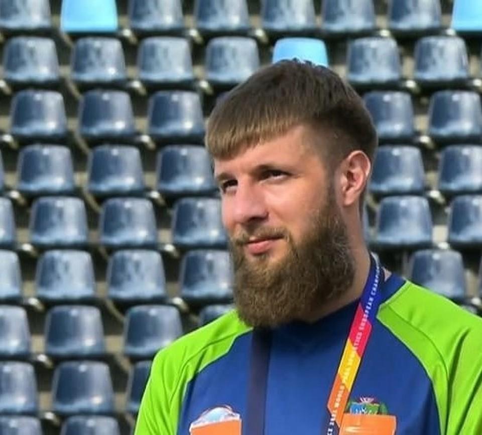 Спортсмен из Нижневартовска одержал победу на чемпионате Европы-2021 Фото: Центр спорта инвалидов Югры
