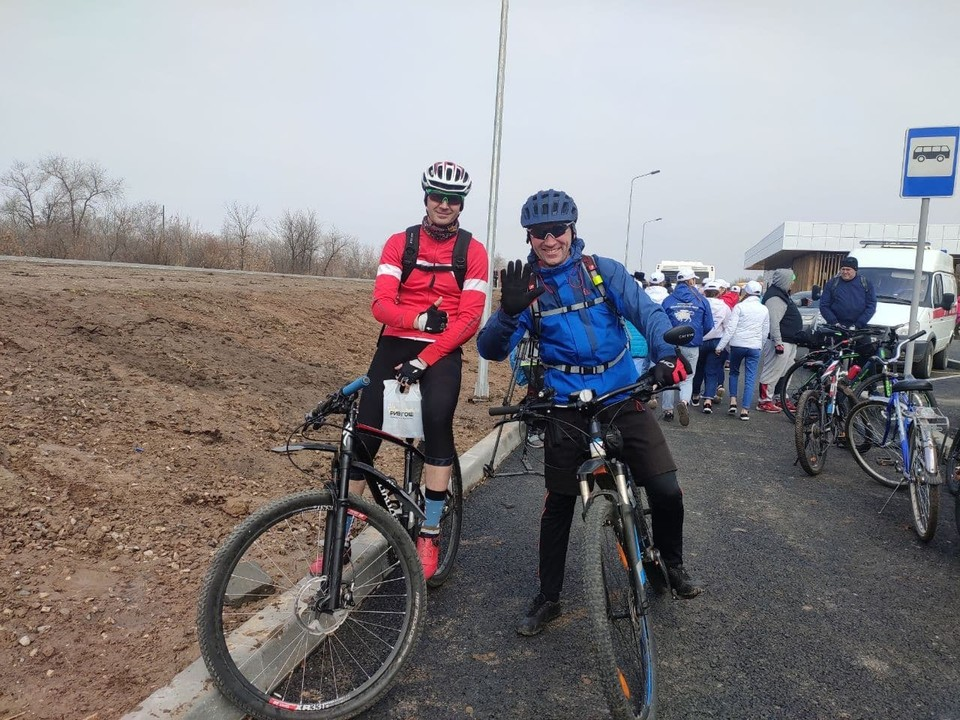 Саратовские велосипедисты смогут насладиться дорогами без машин