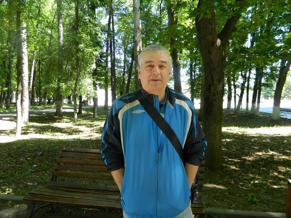 Владимир Леваков.
