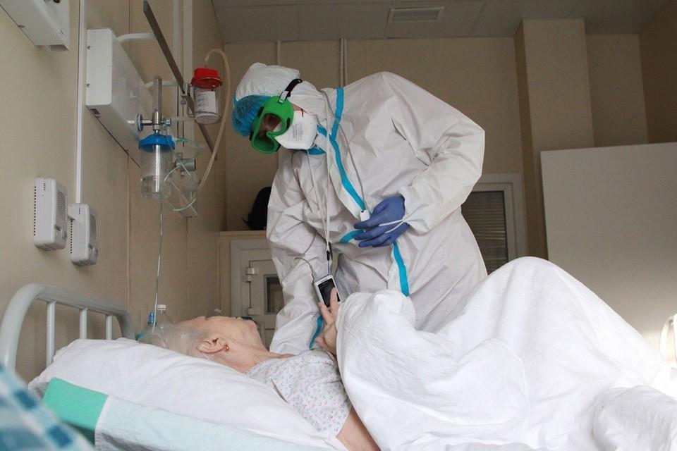 Ростовская областная больница возвращается к привычному режиму работы.