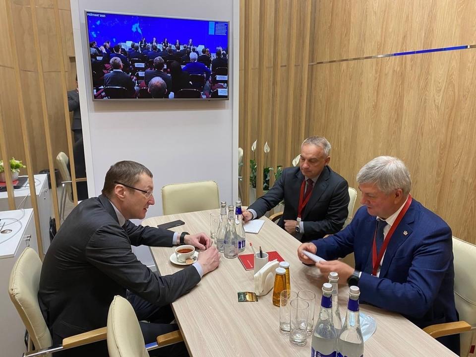 Под управлением «Росводоканала» в областном центре на основе концессионного соглашения работает «РВК-Воронеж»