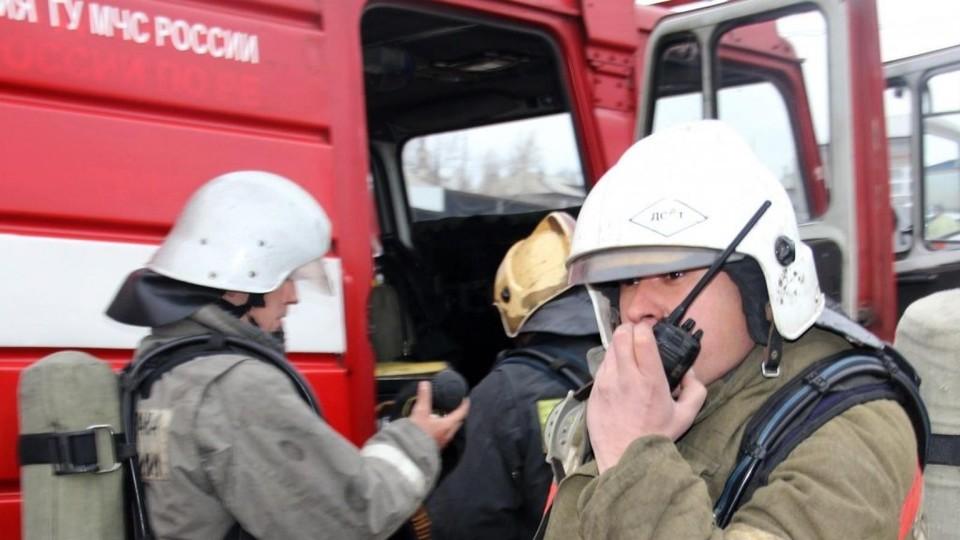 Пожарные сработали профессионально. Фото: архив «КП»-Севастополь»