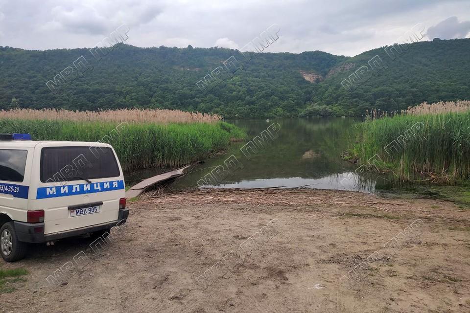 Тело кишиневца обнаружили в Днестре (Фото: МВД Приднестровья).