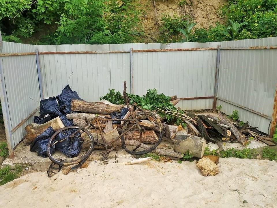 В День эколога орловские дайверы подняли со дна Оки пять кубометров мусора. Фото: пресс-служба администрации города