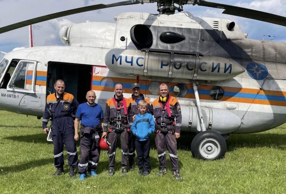Фото: предоставлено пресс-службой ГУ МЧС по Свердловской области
