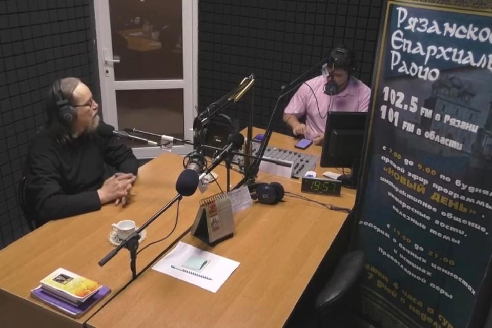 Фото: радио «Логосъ-Рязань».
