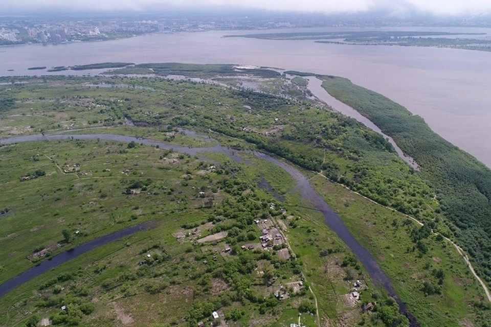Паводок в Хабаровском крае продолжает терроризировать регион