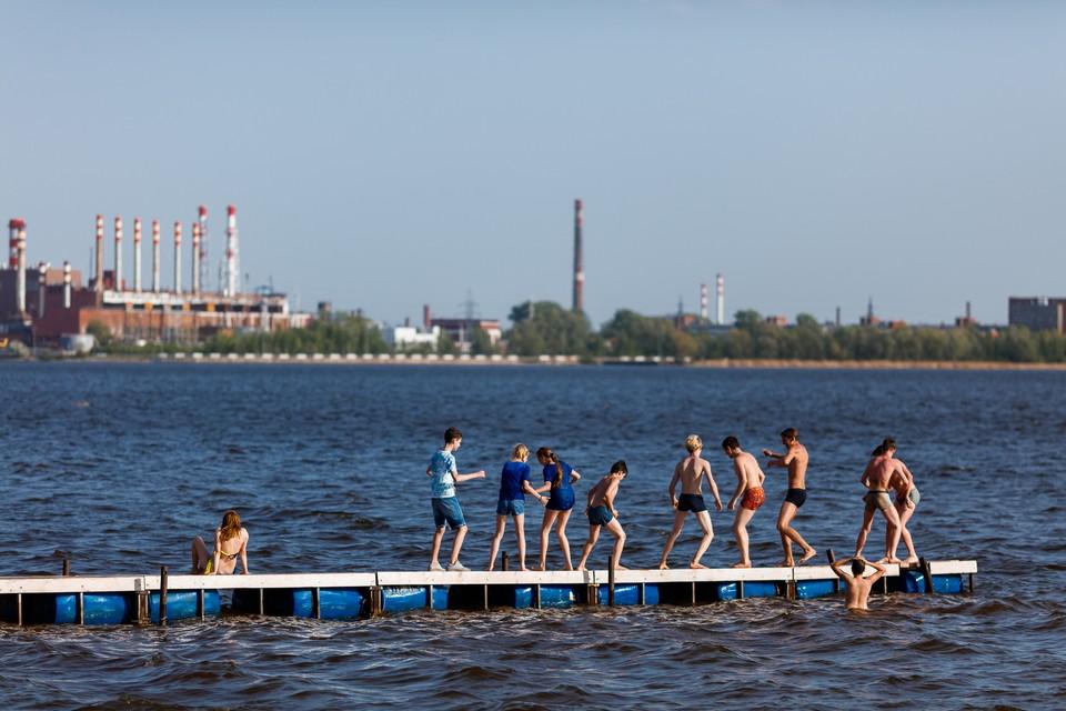 Температура в Ижевске поднимется до +28°С