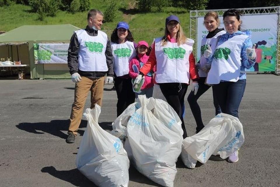 Впервые Чемпионат по сбору мусора прошел в Томске 8 июня 2016 года. Его участниками стали 11 команд, собравшие за час более полутора тонн мусора.