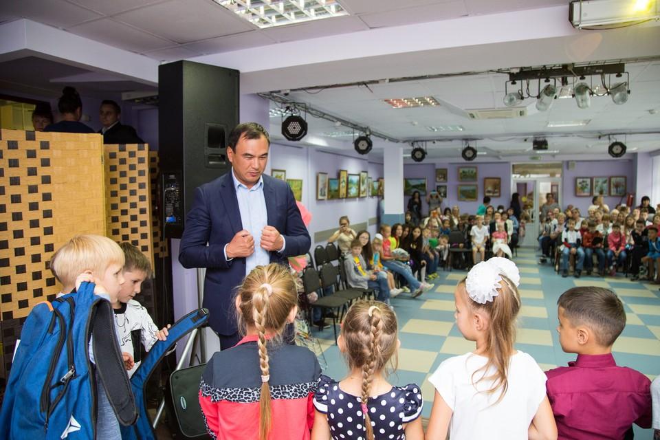 Фото: Благотворительный фонд имени Юрия Тена