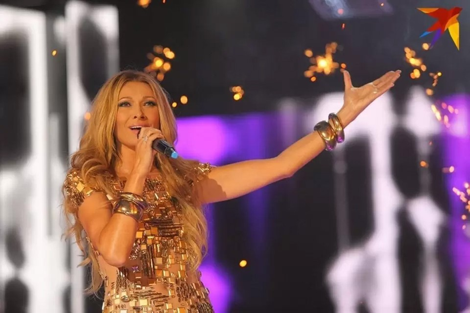 Певица Анжелика Агурбаш. Фото: Евгений КРАСНООК