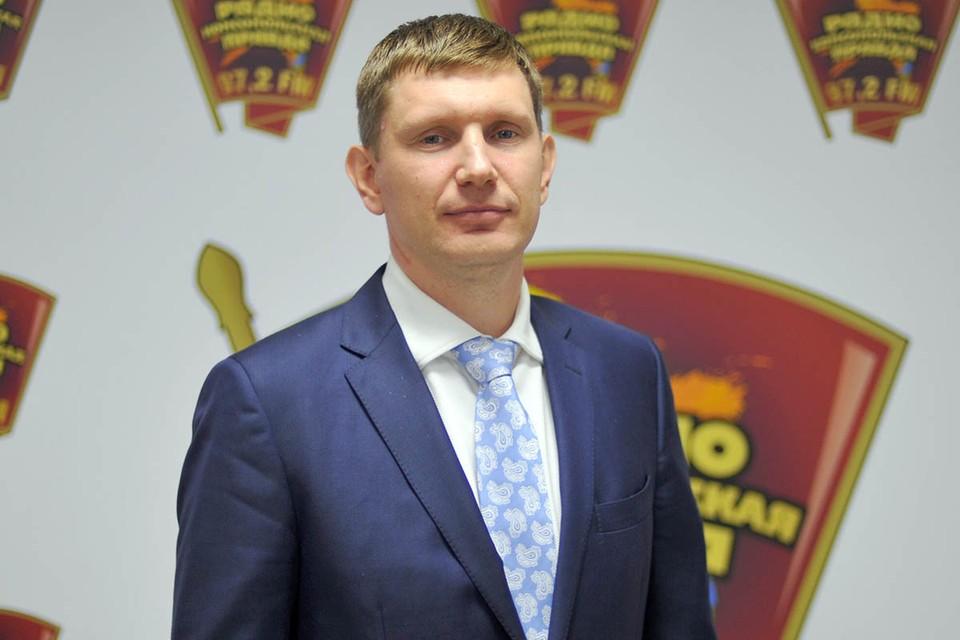 Глава Минэкономразвития Максим Решетников