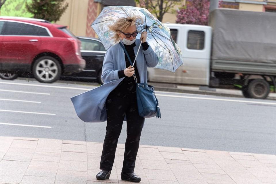 В городе будет дуть северный ветер.