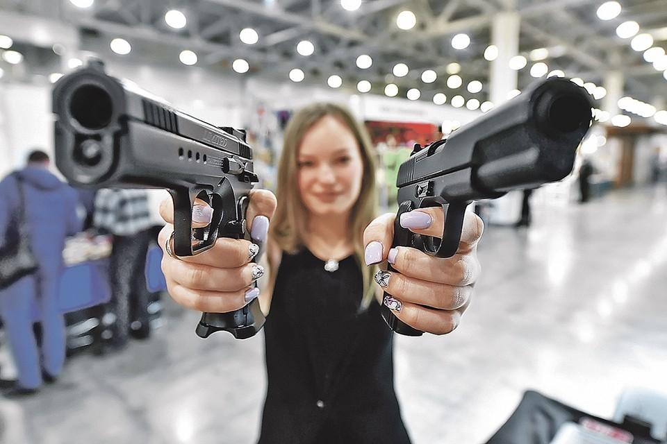 Станет ли меньше преступлений, если разрешить свободный оборот оружия.